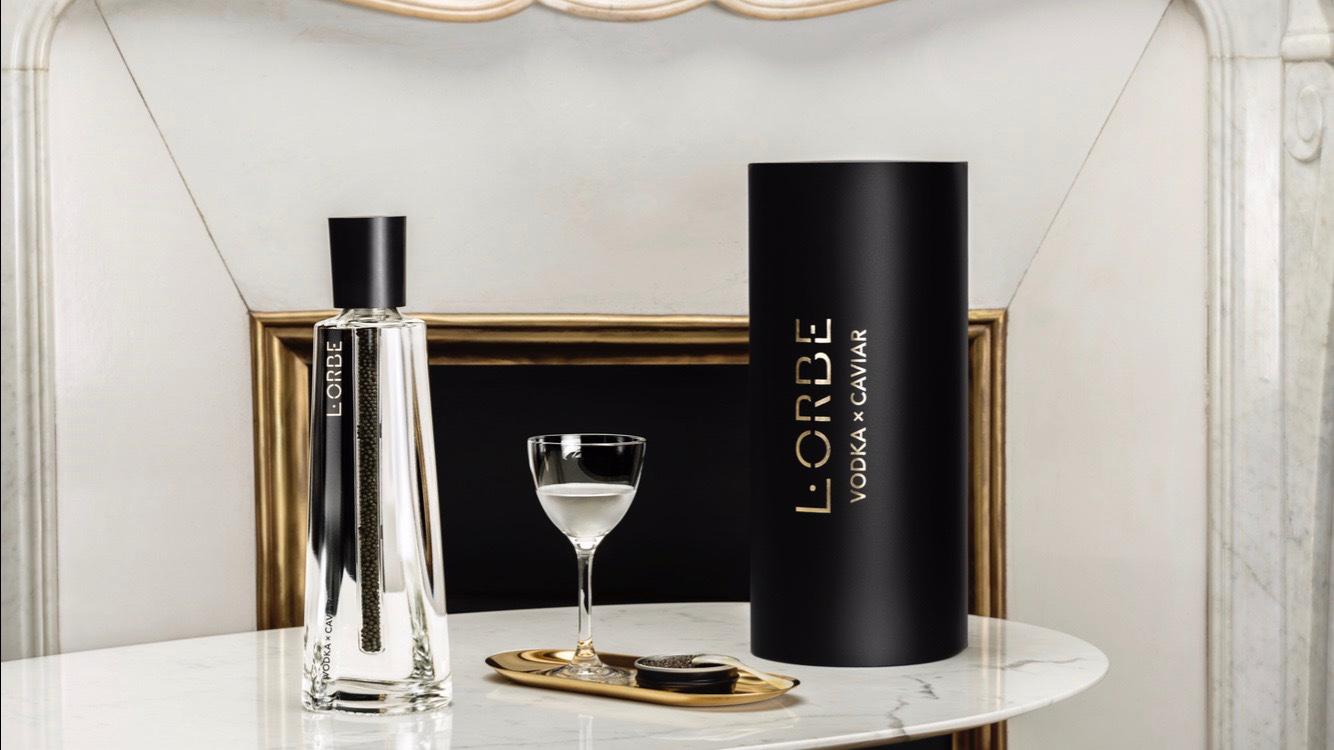 L'Orbe Caviar Vodka